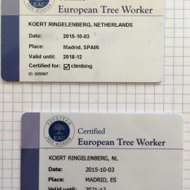 Renovación certificado ETW
