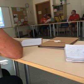 Curso sobre poda y gestión del pino piñonero